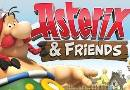 Asterix and friends logo