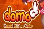 Dream Of Mirror Online (DOMO) logo